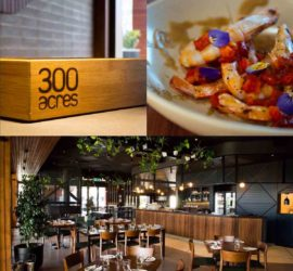 300 Acres Wembley Restaurant