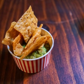 Guac Corn Chips