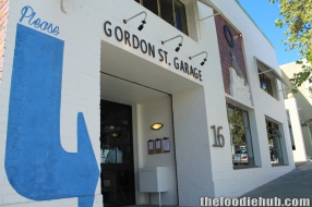 The entrance from Gordon St, Garage West Perth