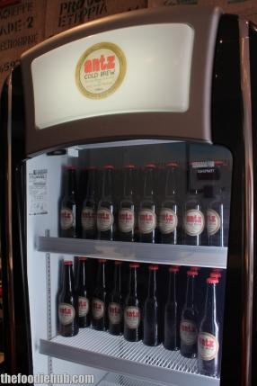 Antz cold brew fridge