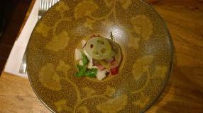 Bresola & Fermented Vegetables (2)