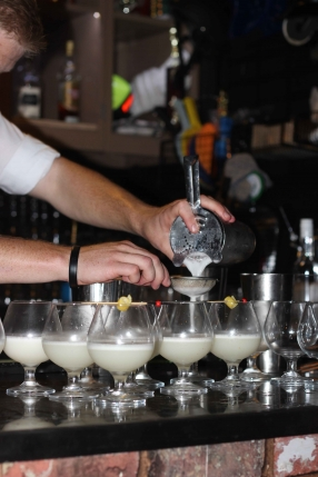 Century Crocodile Cocktails