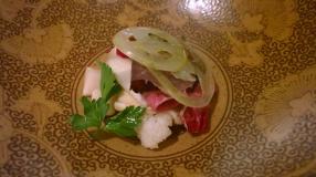 Bresola & Fermented Vegetables