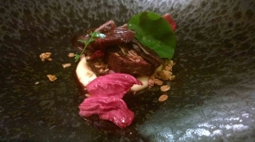 Wagyu Rump Cap, Cherry, Oats, Seeds & Nuts (3)