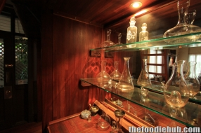 Decanter collection