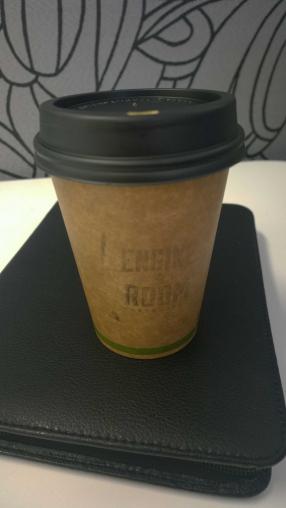 Engine Room Espresso North Perth Coffee Cup