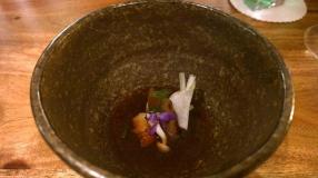 Marron & Mushroom Dashi