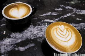 Coffees are up